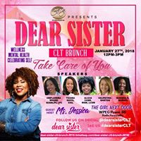 Dear Sister CLT Brunch 2018