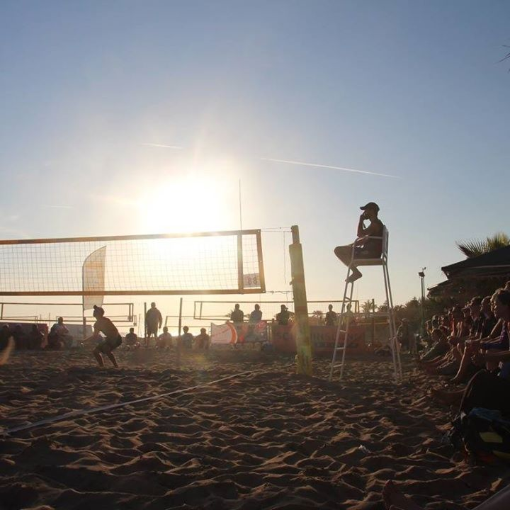 Beach-Academy Camp im Georgioupolis Resort auf Kreta