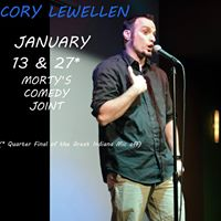 Cory Does Stand Up (Quarter Finals)