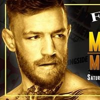 McGregor vs. Mayweather at Florent