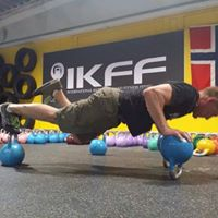 Kettlebell Fitness Instruktr level 1-2