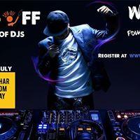 Waves 2017  Spin-Off War of DJs  Raasta Bombay
