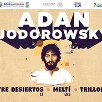 Circuito Alternativo con Adn Jodorowsky en Tijuana