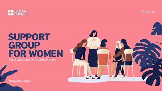 Support Group for Women Separated and Divorced Women