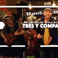 Trs Y Compadres  La Zonm
