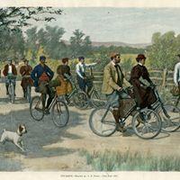 SA Tweed Ride Seersucker Slow Roll in the King William Parade