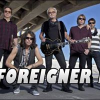 Foreigner in The Woodlands TX