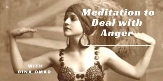 Meditation to deal with Anger w Dina Omar