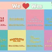 We Love Wes Season