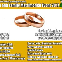 Youth &amp Family Matrimonial Event