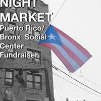 Bronx Night Market a fundraiser for Puerto Rico and the Bronx