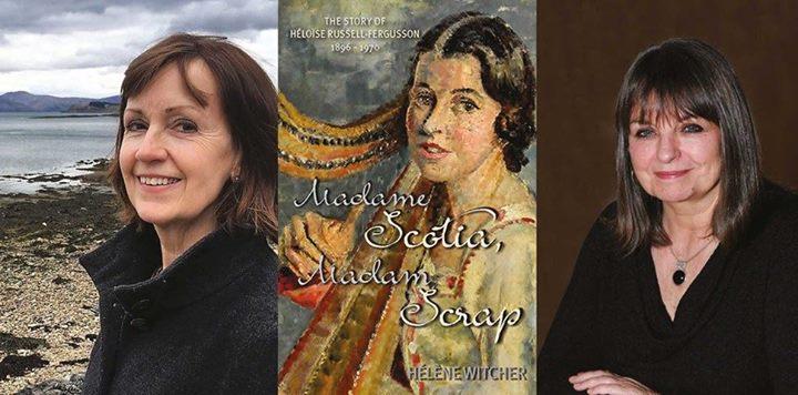 Aye Write - Madame Scotia Madam Scrap
