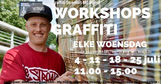 Workshops Graffiti