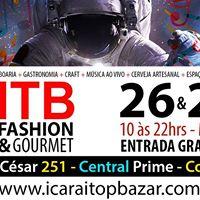ITB Fashion &amp Gourmet - 26 e 27 de maio