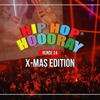HIP HOP HOOORAY XMASEDITION - 25.12.17  KESSELHAUS