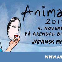 Animanga Arendal 2017