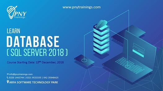 Learn Database - SQL Server 2018 ( Arfa Tower )