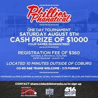 Phillies Phanatical - CO-ED One Day Cash Prize Tournament