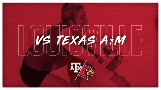 Louisville Cardinals Volleyball vs. Texas A&M