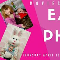 Easter Photos and Moana at Movies for Mommies