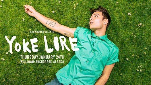 Yoke Lore - live in Alaska
