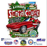 7th Annual Santa Cause Car Show for Kids