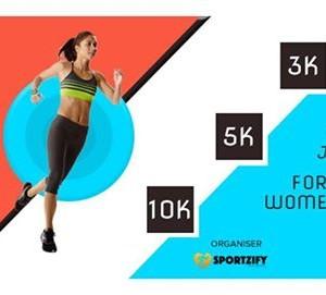 3rd Sunday Womens Run - June