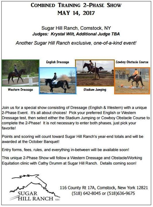 Perfect Your Tests The Day Before The Show At Sugar Hill Ranch Comstock
