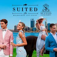 Suited For Him The Ultimate Melbourne Cup Experience