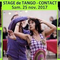 Stage de Tango-Contact Sam. 25 nov. 17