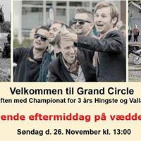 Grand Circle 3-rs Championat for Hingste og Vallakker