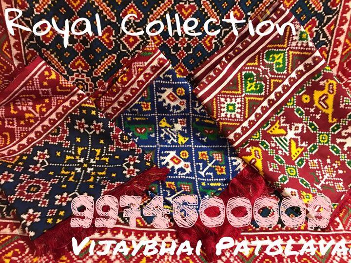 Patan & Rajkot Patola Designar Collection in Bombay (Juhu)