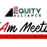 The Equity Alliance TEAm Meeting