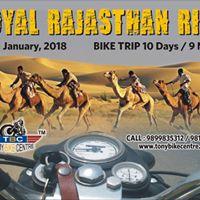 Royal Rajasthan Ride - 10 Days  09 Nights
