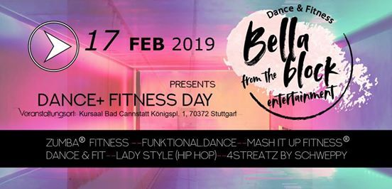 Bella from the Block entertainment presents DanceFitness Day