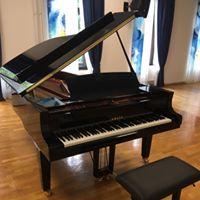 Koncert ob otvoritvi novega klavirja