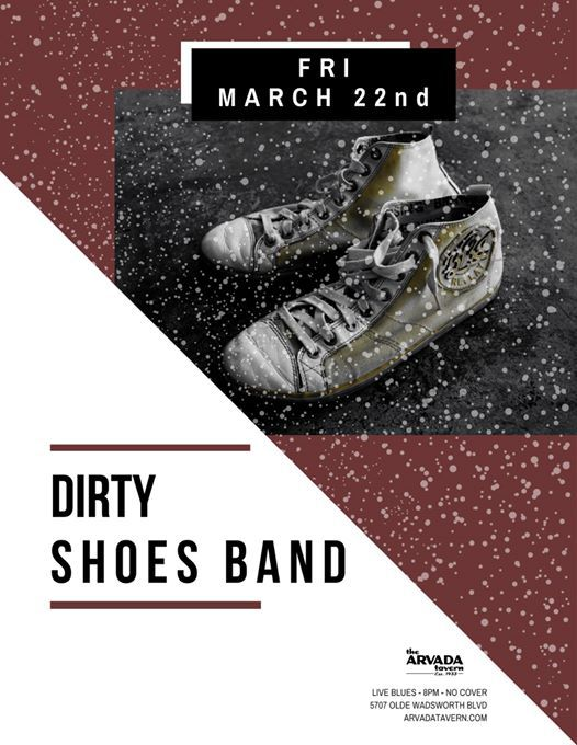 Live Music Dirty Shoes Band