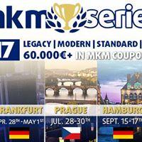 Collezionami MKM Series Trial Milan 2017 Legacy