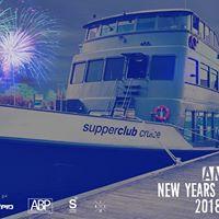 Amsterdam NYE Cruise Festival