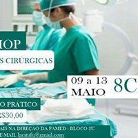 I Workshop de Cirurgia e Prticas Cirrgicas