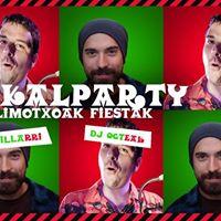 EuskalParty a la Sala RedStar (Valls)