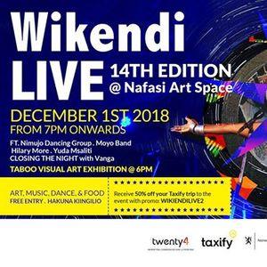 Wikiendi LIVE  2018 Finale