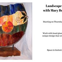 Landscape Tapestry with Mary Beth Maddox