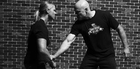 Self defence workshop (Adults 16) (Tuggeranong Library)