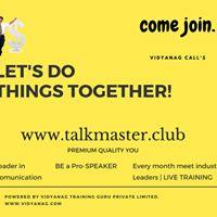 TALK MEET - Talkmaster Club.