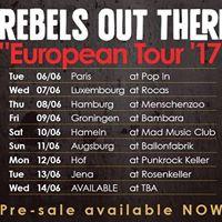 Smiley &amp The Underclass - EU Tour 17