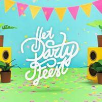 Het Partyfeest Vierdaagse  Feest op t plein  afterparty
