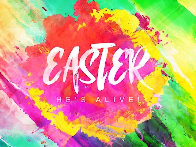 First Sunday Family Day- Easter Egg Hunt & Light Lunch