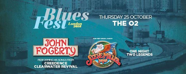 Bluesfest presents John Fogerty