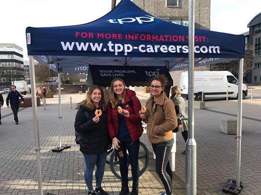 TPP - Free Doughnut Giveaway - Durham University